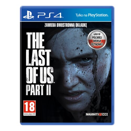 The Last of Us Part II - Edycja Day One Gra PS4 (Kompatybilna z PS5)