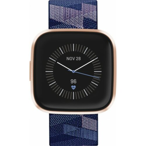 Smartwatch FITBIT Versa 2 Special Edition Granatowy