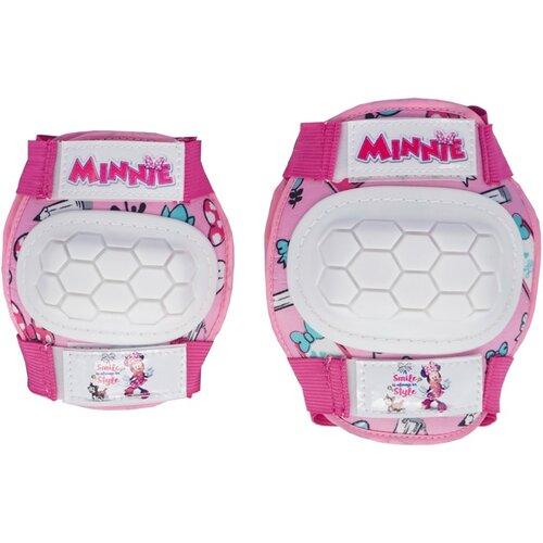 Ochraniacze DISNEY Minnie Wielokolorowy dla Dzieci (rozmiar XS)