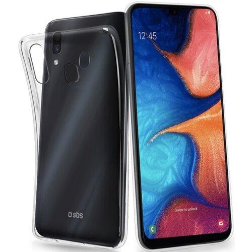 Etui SBS Skinny do Samsung Galaxy A20E Przezroczysty