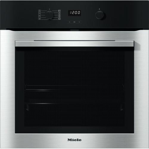 Piekarnik MIELE H 2760 BP Elektryczny Stalowo-czarny A+