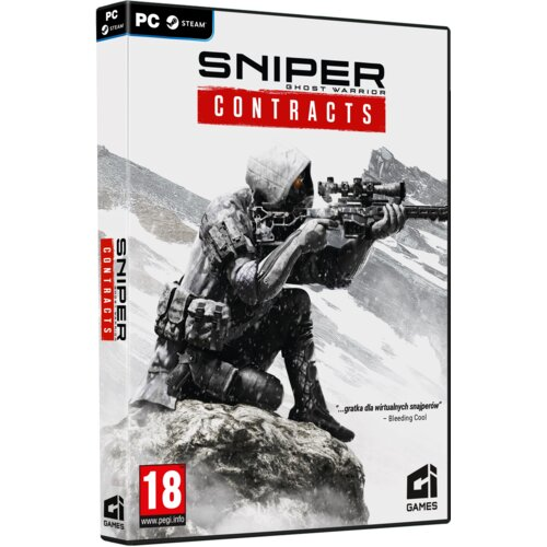 Sniper: Ghost Warrior Contracts Gra PC