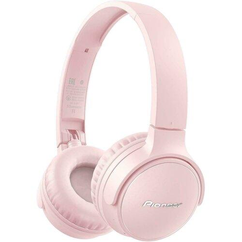 Słuchawki nauszne PIONEER SES3BTP Różowy