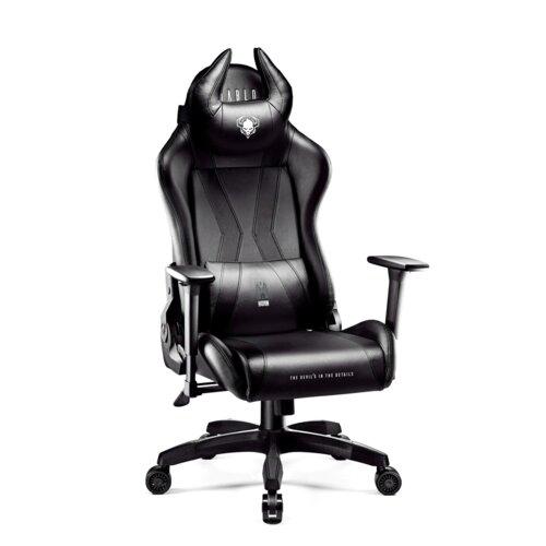 Fotel DIABLO CHAIRS X-One Horn (L) Czarny