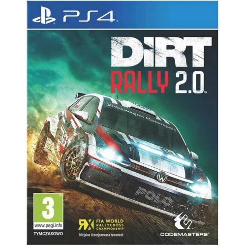 DiRT Rally 2.0 Gra PS4 (Kompatybilna z PS5)