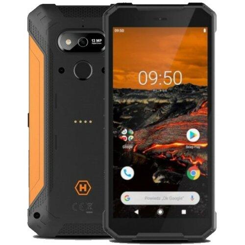 "Smartfon HAMMER Explorer 3/32GB 5.72"" Pomarańczowy"