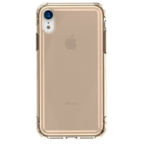 Etui BASEUS Safety Airbags Case do Apple iPhone Xr Złoty