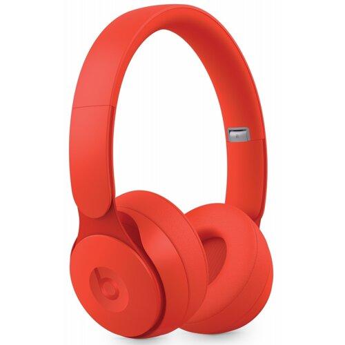Słuchawki nauszne BEATS BY DR. DRE Solo Pro Wireless ANC Czerwony