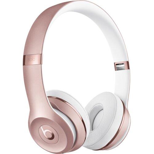 Słuchawki nauszne BEATS BY DR. DRE Solo 3 Wireless Różowo-złoty