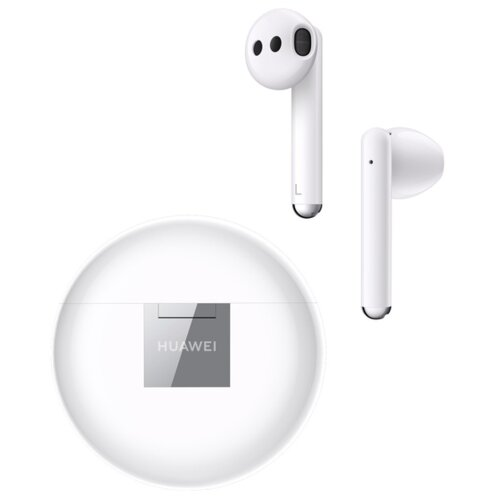 Słuchawki douszne HUAWEI FreeBuds 3 ANC Biały
