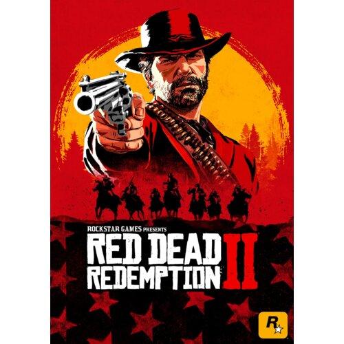 Kod aktywacyjny Red Dead Redemption 2