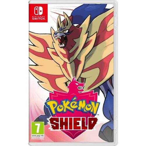 Pokémon Shield Gra NINTENDO SWITCH