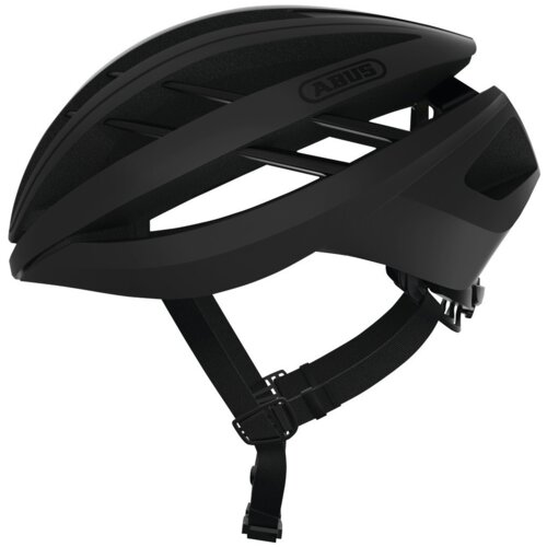 Kask rowerowy ABUS Aventor Czarny Szosowy (rozmiar L)