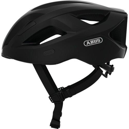 Kask rowerowy ABUS Aduro 2.1 Czarny Szosowy (rozmiar L)