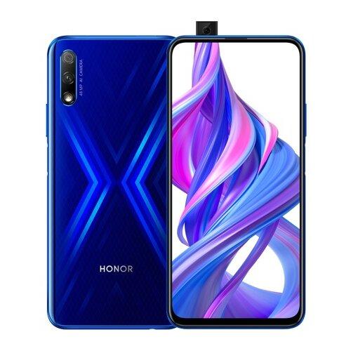 """Smartfon HONOR 9X 4/128GB 6.59"""" Niebieski 51094TLB"""