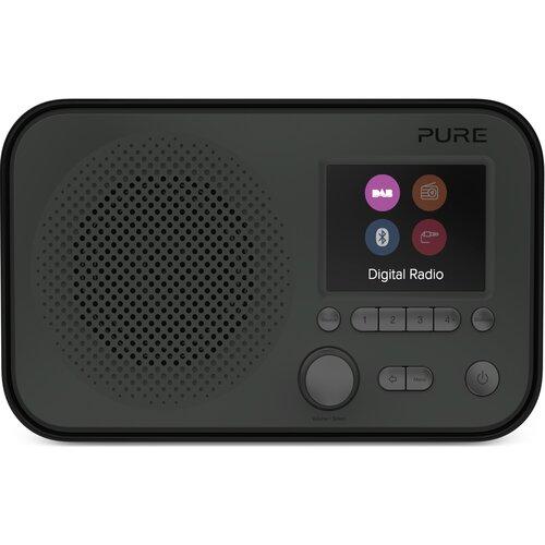 Radio PURE Elan BT3 Grafitowy