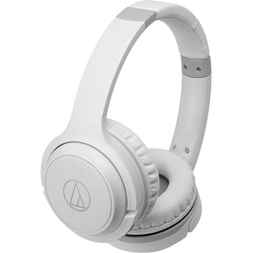 Słuchawki nauszne AUDIO-TECHNICA ATH-S200BT Biały
