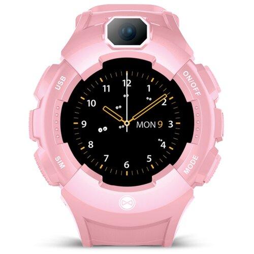 Smartwatch FOREVER Kids Care Me KW-400 Różowy