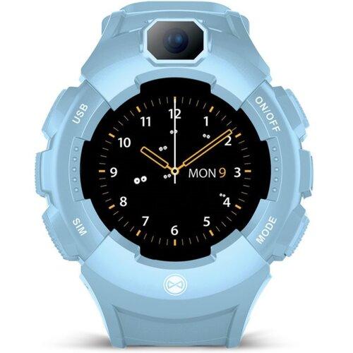 Smartwatch FOREVER Kids Care Me KW-400 Niebieski