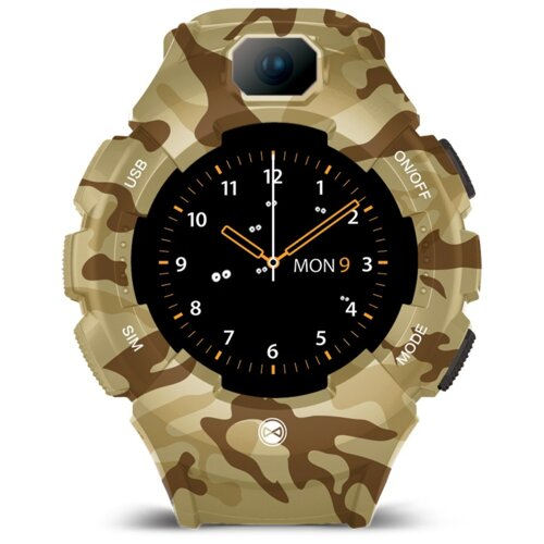 Smartwatch FOREVER Kids Care Me KW-400 Moro