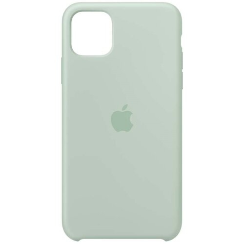Etui APPLE Silicone Case do Apple iPhone 11 Pro Max Akwamaryna
