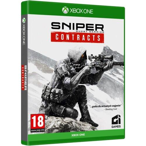 Sniper: Ghost Warrior Contracts Gra XBOX ONE (Kompatybilna z Xbox Series X)