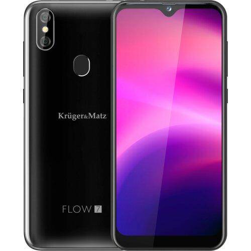 """Smartfon KRUGER&MATZ Flow 7 3/32GB 6.08"""" Czarny KM0485-B"""