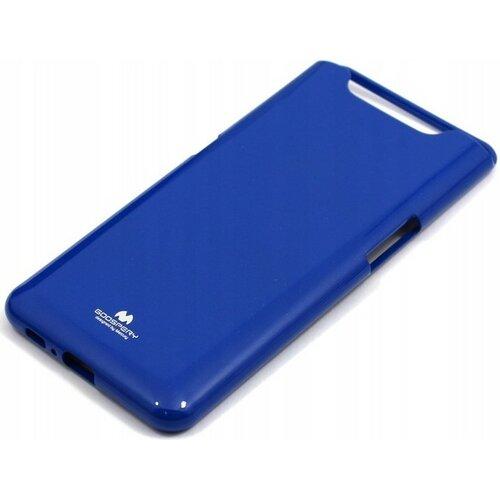 Etui MERCURY Jelly do Samsung Galaxy A80 Niebieski