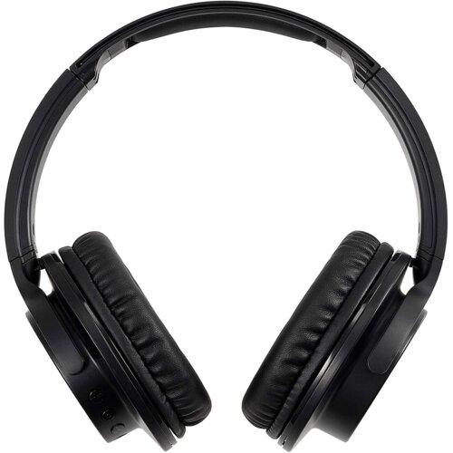 Słuchawki nauszne AUDIO-TECHNICA ATH-ANC500BT ANC Czarny