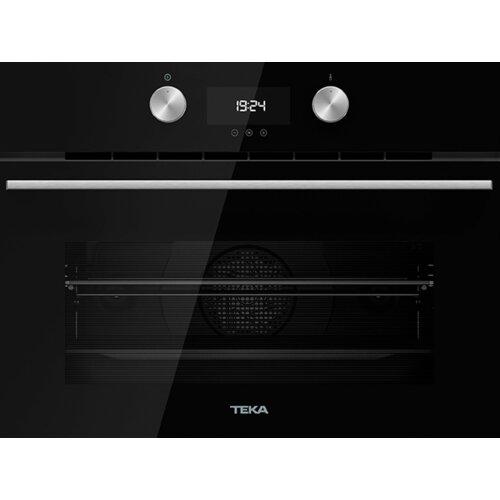 Piekarnik TEKA HLC 8440 C BK Elektryczny z mikrofalą Czarne szkło