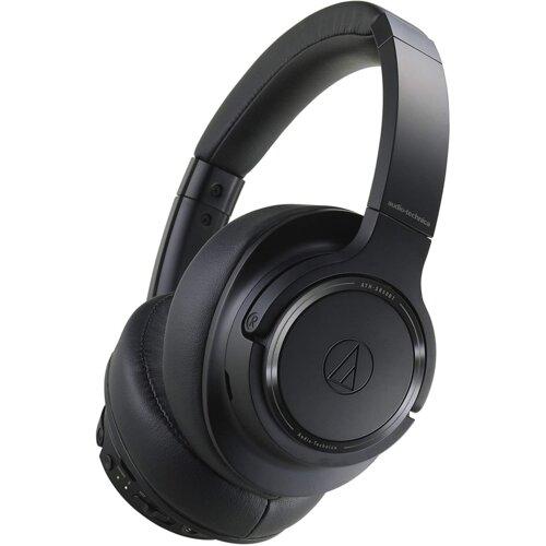 Słuchawki nauszne AUDIO-TECHNICA ATH-SR50BT Czarny