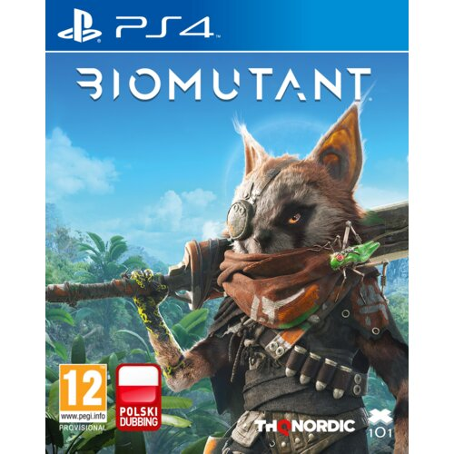 Biomutant Gra PS4 (Kompatybilna z PS5)