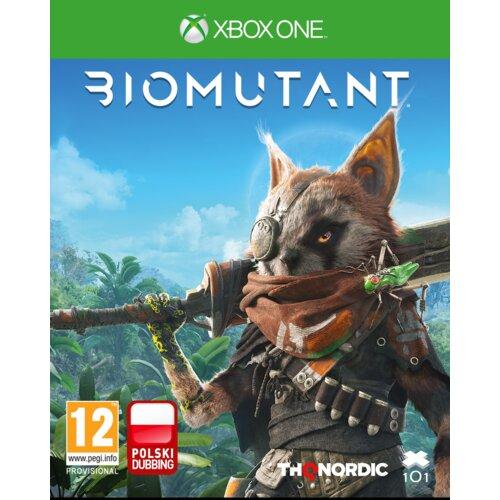 Biomutant Gra XBOX ONE (Kompatybilna z Xbox Series X)