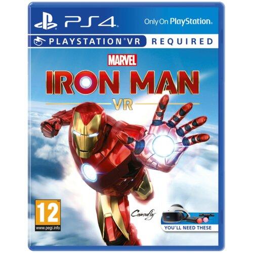 Marvel's Iron Man Gra PS4 VR (Kompatybilna z PS5)