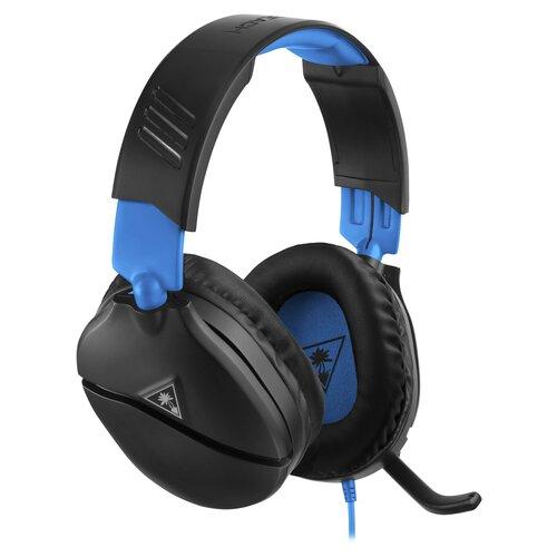 Słuchawki TURTLE BEACH Recon 70P Czarno-niebieski