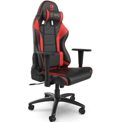 Fotel SPC GEAR SR300 V2 Czarno-czerwony