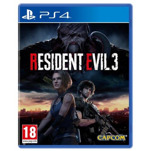 Resident Evil 3 Gra PS4 (Kompatybilna z PS5)