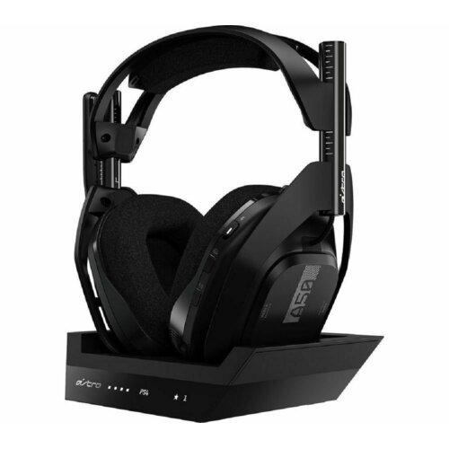Słuchawki ASTRO A50 + Base Station dla PS4/PC