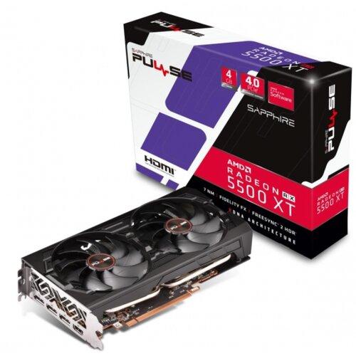 Karta graficzna SAPPHIRE Radeon RX 5500 XT Pulse 4GB