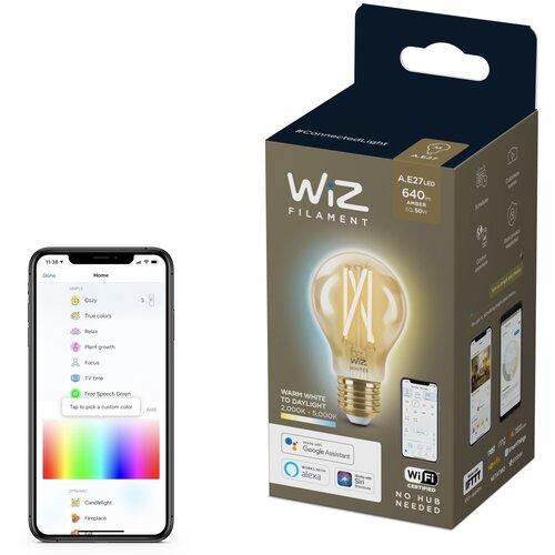 Inteligentna żarówka LED WIZ DW FA Q (WZE21026011-A) 7W E27 Wi-Fi