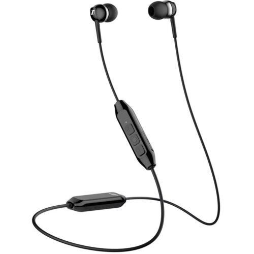Słuchawki dokanałowe SENNHEISER CX 150BT Czarny