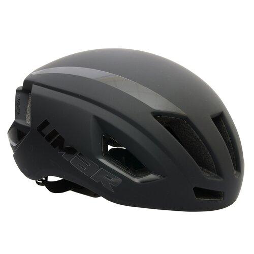 Kask rowerowy LIMAR Air Speed Czarny (rozmiar S)