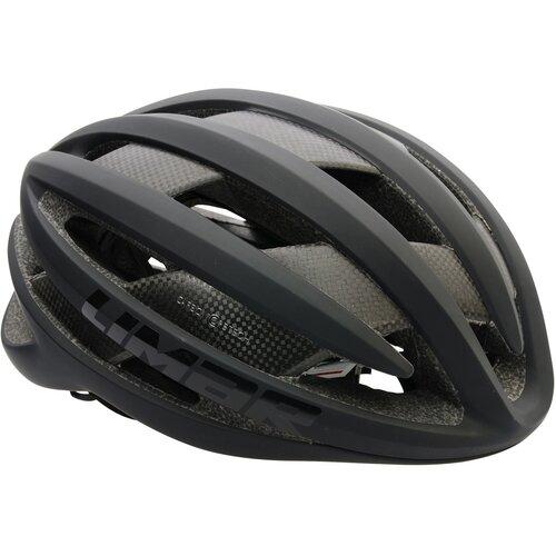 Kask rowerowy LIMAR Air Pro Czarny Szosowy (rozmiar M)