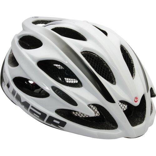 Kask rowerowy LIMAR Ultralight+ Srebrny (rozmiar M)