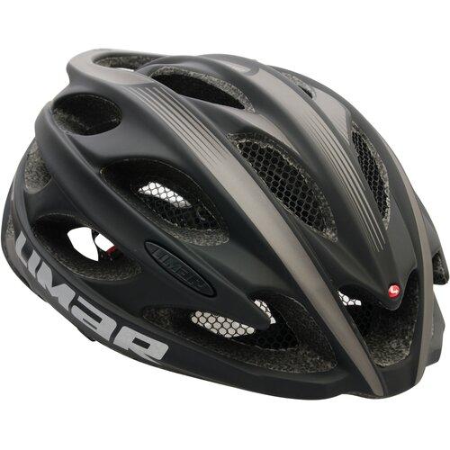 Kask rowerowy LIMAR Ultralight+ Czarny (rozmiar M)