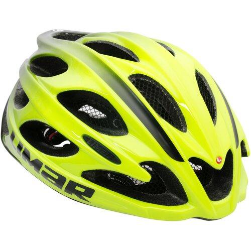 Kask rowerowy LIMAR Ultralight+ Żółty (rozmiar M)