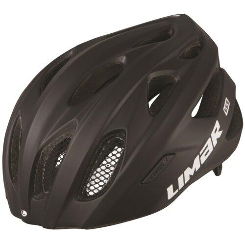 Kask rowerowy LIMAR 555 Czarny Szosowy (rozmiar M)