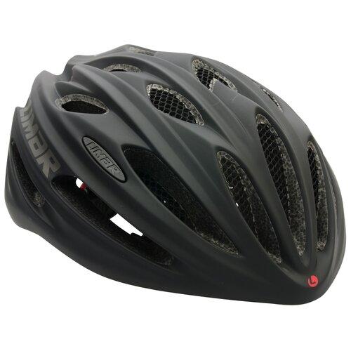 Kask rowerowy LIMAR 778 Czarny Szosowy (rozmiar L)