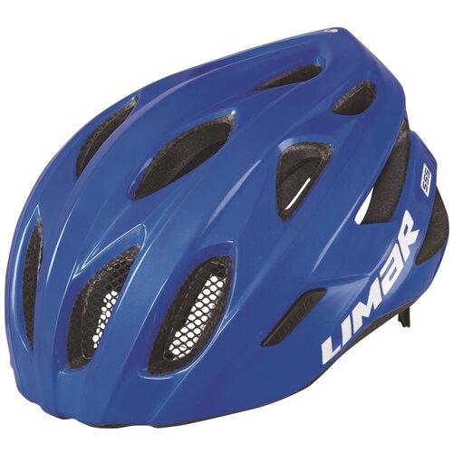 Kask rowerowy LIMAR 555 Niebieski Szosowy (rozmiar L)