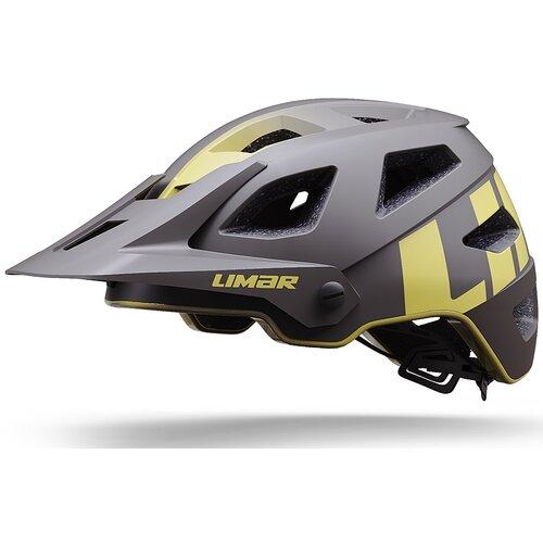 Kask rowerowy LIMAR Delta Szary (rozmiar M)